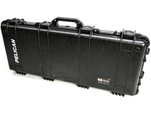 Pelican 1700 Long Case without Foam (Black)