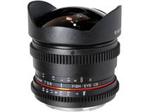 Samyang 8mm T/3.8 Fisheye Cine Lens for Canon EF