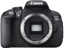 Canon EOS 700D DSLR Camera Body