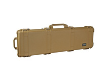 Pelican 1750NF Long Case without Foam (Desert Tan)