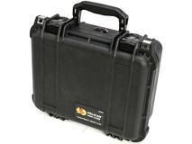Pelican 1400NF Case without Foam (Black)
