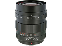 Voigtlander Nokton 17.5mm f0.95 Micro 4/3 Lens