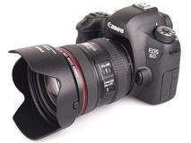 Canon EOS 6D Digital Camera w/24-70mm F4 lens kit