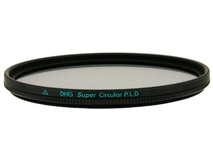 Marumi 58mm Super DHG Circular PLD Filter