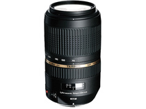 Tamron SP 70-300mm f/4-5.6 Di VC USD Lens for Canon