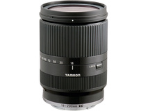 Tamron 18-200mm F/3.5-6.3 Di III VC Lens for Sony E Mount Cameras (Black)