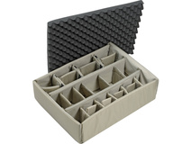 Pelican 1605 Padded Divider Set - for Pelican 1600 Series Cases