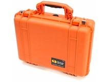 Pelican 1500 Case without Foam (Orange)