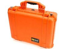 Pelican 1520 Case without Foam (Orange)