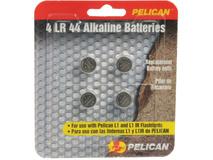 Pelican LR44 Coin Cell 1.5V Alkaline Battery (4-Pack)