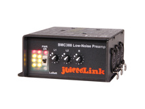 juicedLink BMC388 Low-Noise Preamp For Blackmagic
