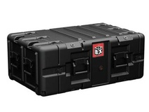Pelican BB0050 Blackbox Rack case 5U Metric