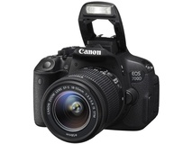 Canon EOS 700D DSLR with 18-55IS STM Kit