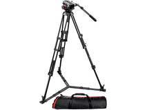 Manfrotto 504HD Head w/ 546GB Aluminum Tripod System