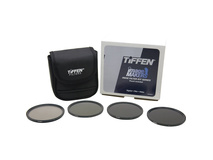 Tiffen 77mm Indie Neutral Density Filter Kit (0.3, 0.6, 0.9, 1.2 ND Filters)