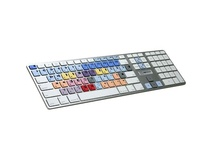 Logic Keyboard Pro Line Avid Media Composer Apple Ultra-Thin Aluminum Keyboard