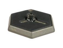 Manfrotto 030-14 - Hexagonal Adapter Plate