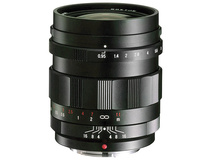 Voigtlander Nokton 25mm f/0.95 Type II Lens for Micro Four Thirds