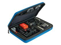 SP POV Case Large - GoPro Edition Blue