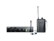 Shure P2TR215CL Wireless In Ear Monitoring System