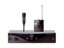 AKG WMS 45 Perception Lapel Wireless System (Presenter Set) Band A