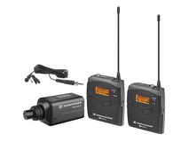 Sennheiser EW100-ENG G3-B Wireless Microphone Combo Kit
