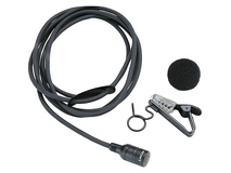 Sony ECM-44BMP Omnidirectional Lavalier Microphone with Locking Plug for UWP Series and WRT-805