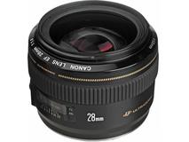 Canon EF 28mm f1.8 USM Lens