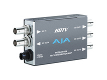 AJA HD5DA serial digital distribution amplifier