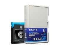 Sony BCT-6SR/3 HDCAM SR Videocassette (6 min)