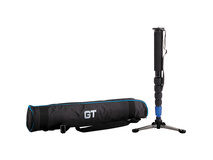 Glidetrack Aluminum Monopod with Spreader
