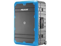 Pelican EL27 Elite Weekender Luggage with Enhanced Travel System (Grey and Blue)