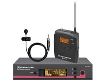 Sennheiser EW122 G3-B Wireless Bodypack Microphone System with ME4 Lavalier Mic