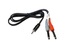 Hosa CMP-153 Mini to 1/4'' Breakout Cable 3ft