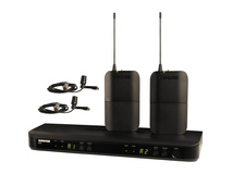 Shure BLX188-CVL Dual-Channel Lavalier Wireless System (M17) 662 - 686 MHz