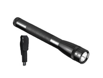 Maglite Mini Maglite Pro 2AA LED Flashlight with Holster (Black)