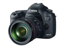 Canon EOS 5D Mark III DSLR Camera with EF24-105 Lens