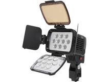 IDX X10-Lite-S Hi-Performance LED On-Camera Light