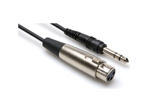 Hosa STX-110F 1/4'' to XLR Cable 10ft