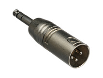 Hosa GXP-246 1/4'' to XLR Adapter