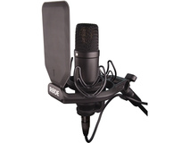 Rode NT1 Large Diaphragm Condenser Microphone Kit