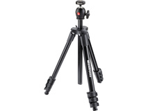 Manfrotto Compact Light Aluminum Tripod (Black)