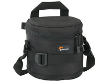 Lowepro Lens Case 11 x 11cm (Black)