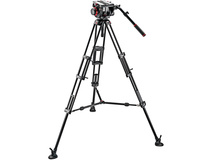 Manfrotto 509HD Video Head & 545BK Aluminium Tripod