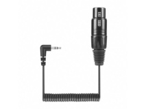 "Sennheiser KA600 XLR Female to 1/8"" TRS Male Connection Cable"