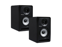 "Pioneer S-DJ50X 5"" Active Reference DJ Speakers (Pair - Black)"