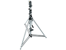 Manfrotto 087NWB Wind-Up Stand - Black - 12'