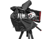 Manfrotto RC-12 Pro Light Video Camera Raincover for Small to Medium-Size Camcorder (Black)