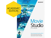 Magix Movie Studio 13 Platinum (Academic Download)