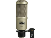 Heil Sound PR 40 Dynamic Cardioid Studio Microphone (Champagne)